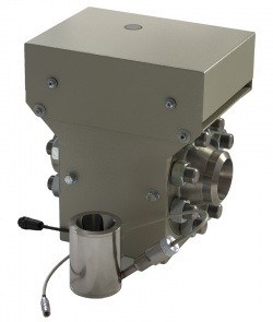 Лічильники Х12 пластової води високого тиску